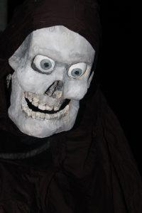 Halloweenact 'tlijk Allerzielen