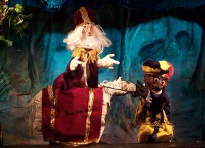 Sinterklaas poppenkast - El Capstok