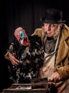 Straattheater Cold Turkey act - El Capstok