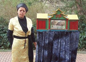 Chinees poppentheatertje - El Capstok