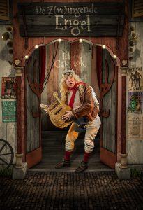 De Zwingende Engel - Straattheater El Capstok