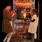 Kindertheater met poppen- El Capstok