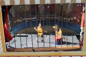 Circus Mini van de Speelman straattheater