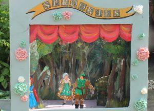 Petra's sprookjestheater- El Capstok