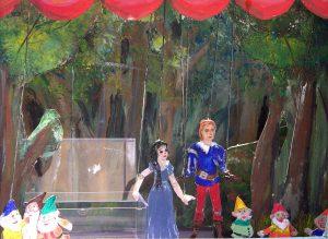Poppentheater poppenkast Sprookje - El Capstok