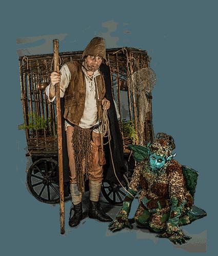 Straattheater 't Wesen van Saeftinghe - El Capstok