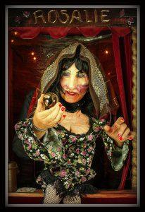 Straattheater Madame Rosalie