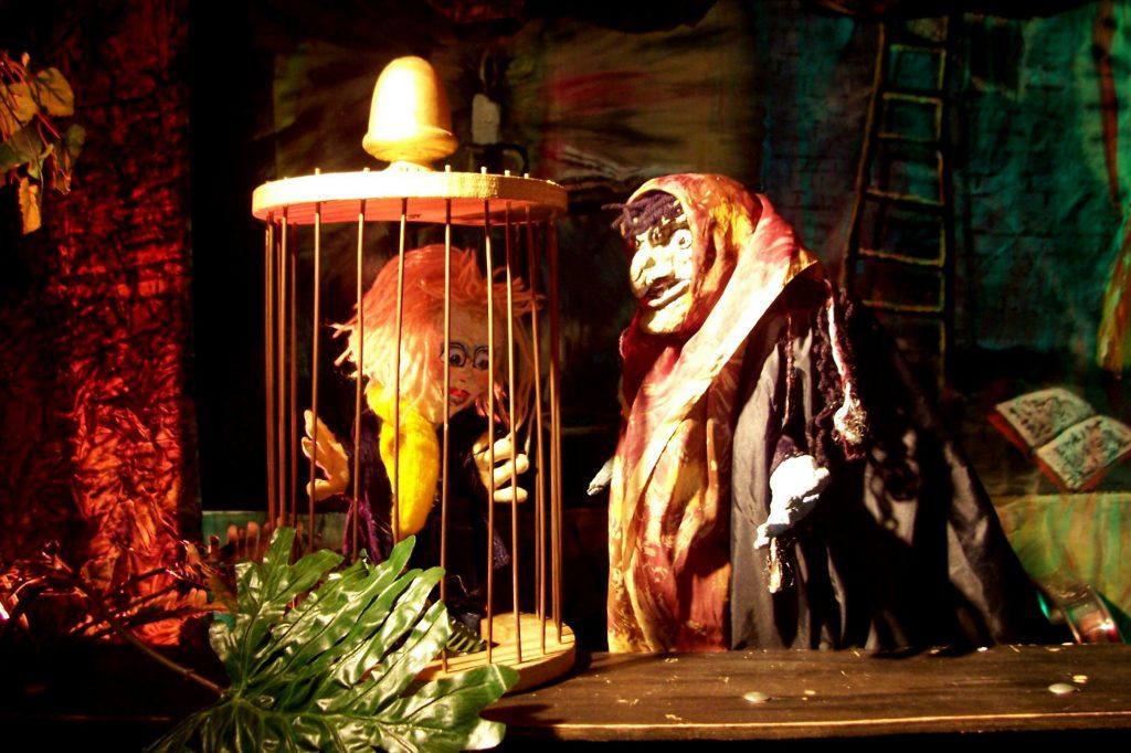 Poppentheater Sinterklaas