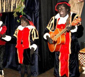 Voorprogramma Sinterklaas poppentheater