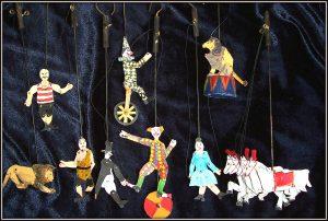 de speelman straattheater Circus Mini