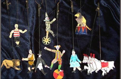artiesten circus Mini