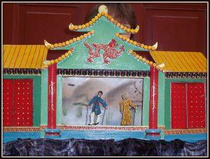 chinees theatertje straattheater