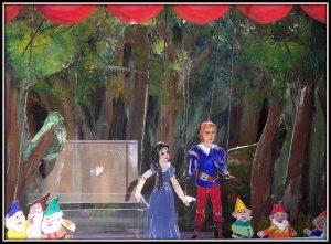 petra's sprookjestheater poppentheater
