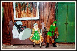 petra s sprookjestheater op straat