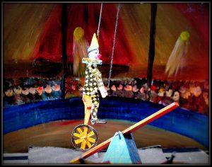 de speelman Circus Mini