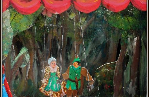 Petras sprookjestheater Roodkapje
