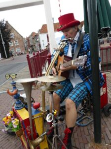 straatmuziek Ben Jur